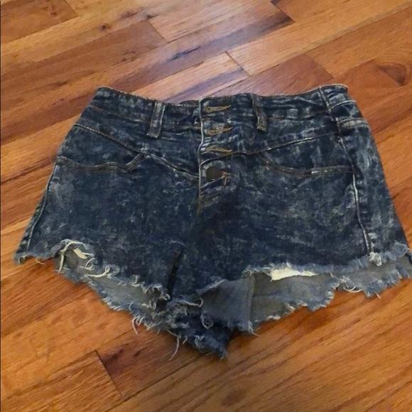 refuge Pants - Refuge Jean Shorts